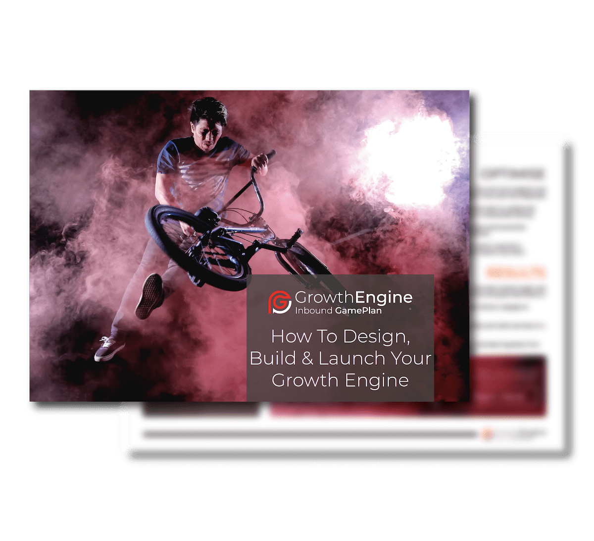 TSH - How To Design Build and Launch Your Growth Engine Cover